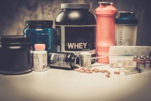 Suppléments de Musculation
